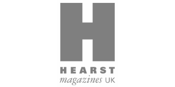 Logo for Hearst Magazines UK